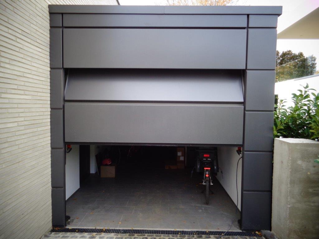 Garagentor Köln / Kärntner Weg